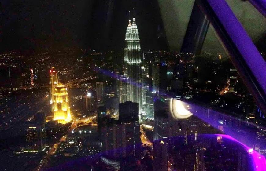 منارة كوالالمبور - معلومات ماليزيا - سياحة ماليزيا - اماكن سياحية في ماليزيا