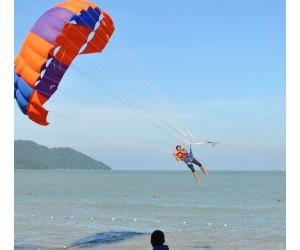 ساحل باتو فرنجي في جزيرة بينانج ماليزيا