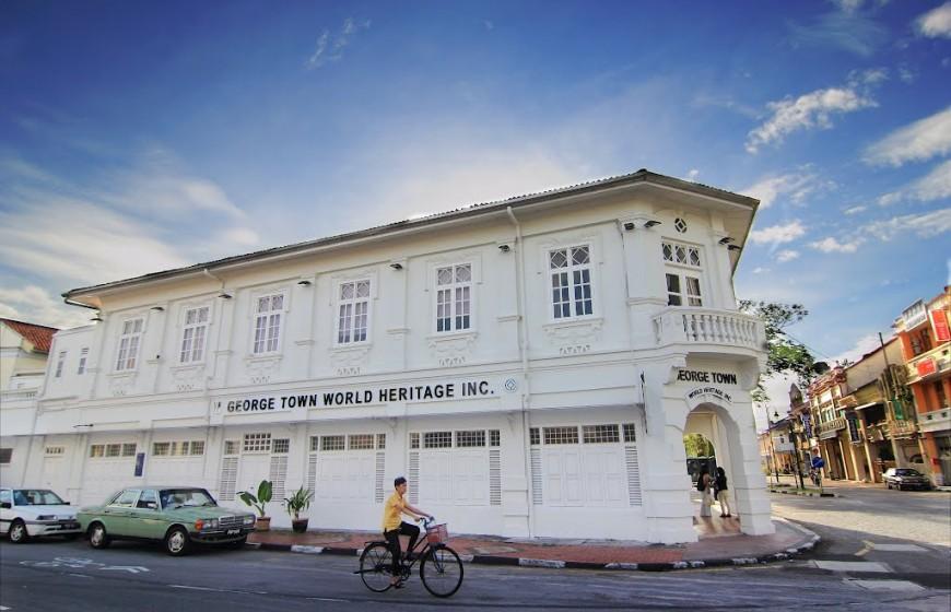 جورج تاون بينانج - معلومات ماليزيا - سياحة ماليزيا - اماكن سياحية في ماليزيا