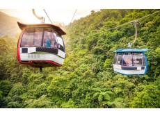 مرتفعات جنتنج هايلاند في ماليزيا