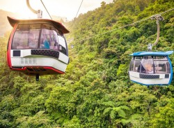 مرتفعات جنتنج هايلاند في ماليزيا -ماليزيا