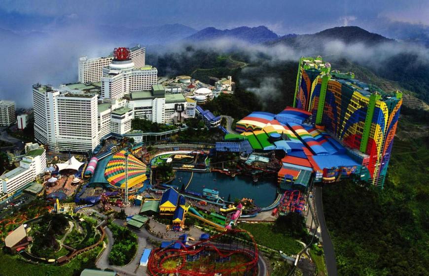 مرتفعات جنتنج هايلاند في ماليزيا - معلومات ماليزيا - سياحة ماليزيا - اماكن سياحية في ماليزيا