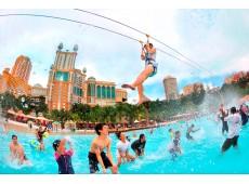 مدينة الالعاب المائية صنواي لاجون في ماليزيا