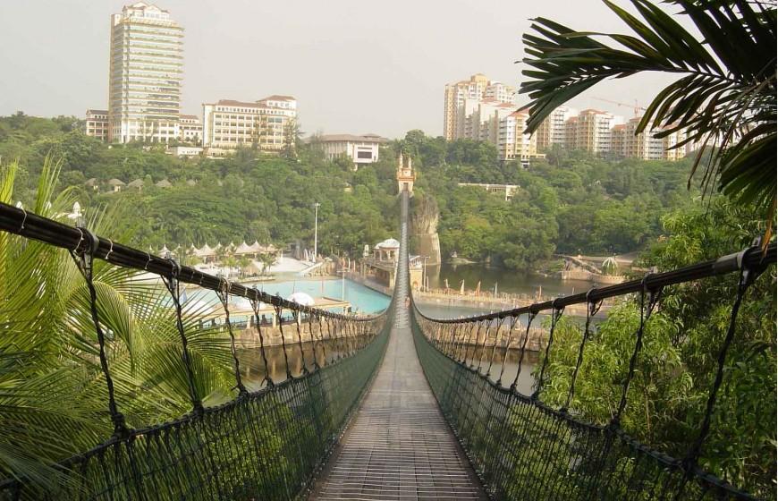 مدينة الالعاب المائية صنواي لاجون في ماليزيا - معلومات ماليزيا - سياحة ماليزيا - اماكن سياحية في ماليزيا