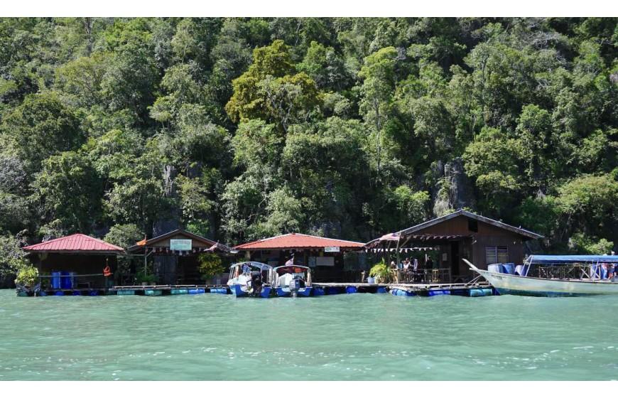 رحلة المانغروف البحرية في لنكاوي - معلومات ماليزيا - سياحة ماليزيا - اماكن سياحية في ماليزيا