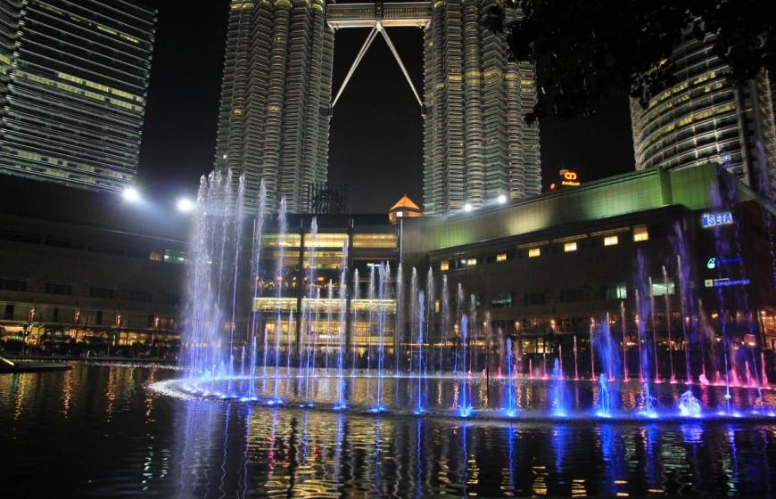 العاصمة كوالالمبور - معلومات ماليزيا - سياحة ماليزيا - اماكن سياحية في ماليزيا