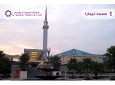 اشهر خمس مباني دينية في ماليزيا