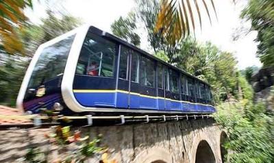 جولة برية في جزيرة بينانج